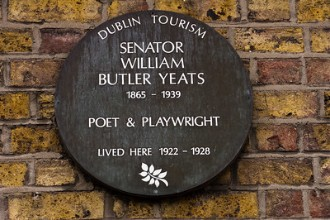 WB Yeats_Dublin_William Murphy