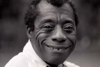 The Mantle Image James Baldwin