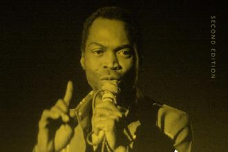 The Mantle Image Fela Kuti