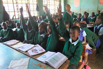 The Mantle Image School Kenya