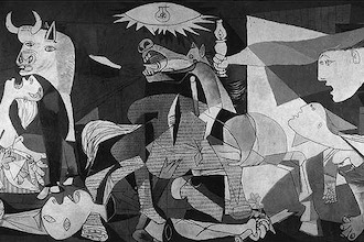 Guernica by Pablo Picasso The Mantle