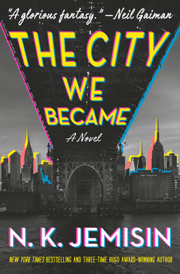 The City We Became_N.K. Jemisin