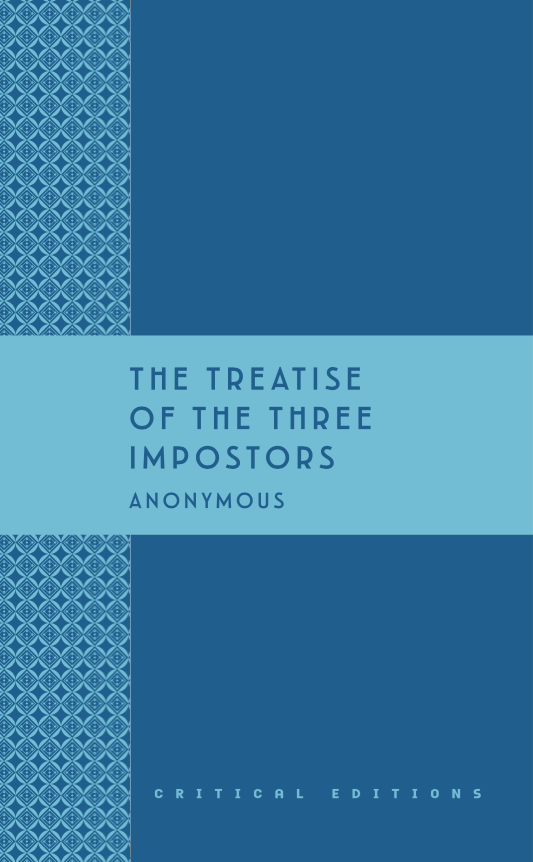 The Treatise of the Three Impostors by Anonymous The Mantle