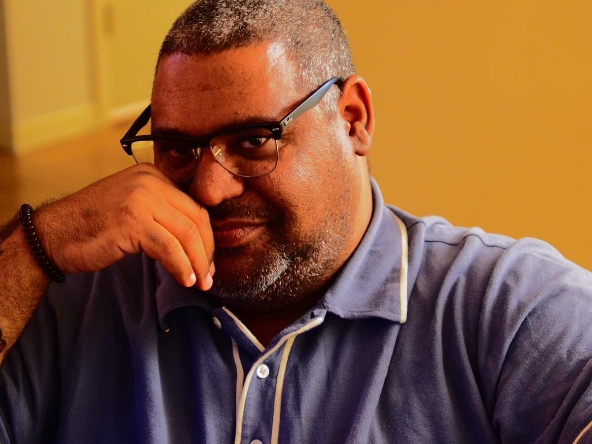 The Mantle Image Chris Abani