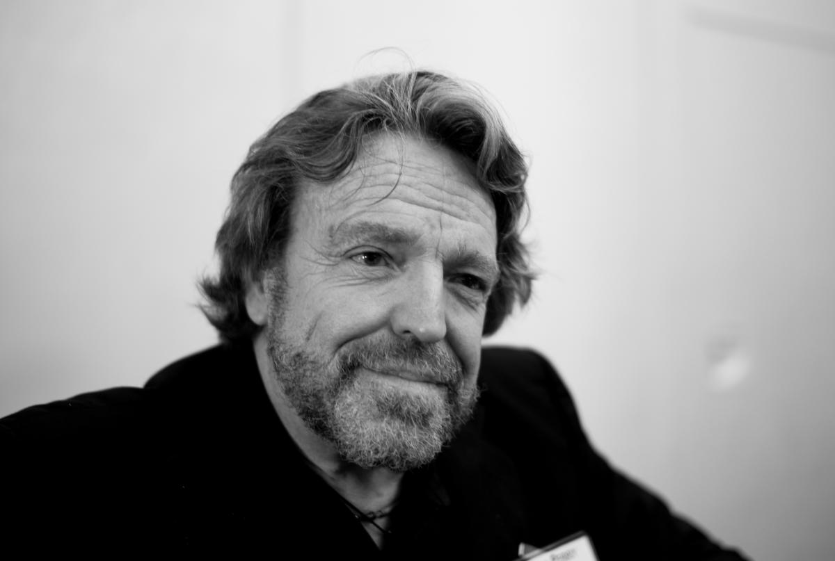 The Mantle Image John Perry Barlow